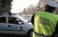 Засилено полицейско присъствие в участъка Сливен - Петолъчката - Карнобат