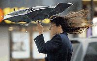 Жълт код за силен вятър в Ямбол и Сливен. Валежите ще спират