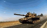 Първите бронирани машини и американски военни пристигнаха в Ново село