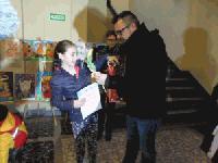 """Наградиха участниците в Конкурсa за детска рисунка """"Моята Кукерландия"""""""