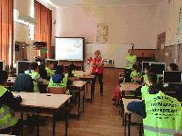 Детско полицейско управление в Ямбол