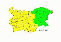 Валежите продължават и в петък. Жълт код за половин България