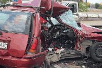 Двама души загинаха при катастрофа край Сливен