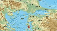 Земетресение с магнитуд 6,3 край Турция беше усетено и у нас