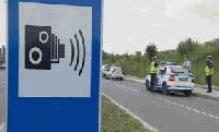 Няма да има знаци преди камерите за скорост на пътя
