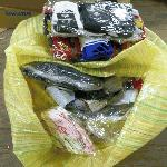 Задържаха хиляди дрехи менте на ГКПП Капитан Андреево