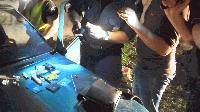 Среднощна акция на полиция и жандармерия в циганската махала на Нова Загора