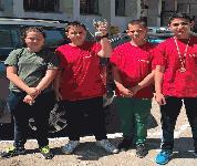 Десет медала за стрелците на Ямбол от държавното в Търговище