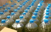 Над 3 тона нелегален алкохол откриха в Карнобат