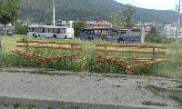 Вандали потрошиха пейки в Сливен