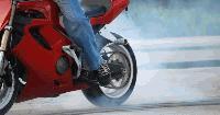 В Сливен след гонка задържаха мотоциклетист с наркотици