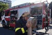 Седмица на пожарната безопасност  в Ямбол и региона