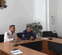 """Работна среща с читалищните секретари в община """"Тунджа"""""""