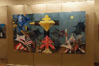 Изложбата на Ташко Попов – висока топка в културния живот на Ямбол