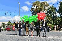 """Сливен почете Деня на Независимостта с ритуал – поклонение на паметника """"Орлето"""""""
