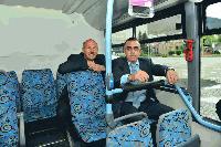 В Сливен подписаха договор за производство и доставка на 27 нови автобуса