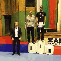 Георги Манов с шампионска титла и при мъжете