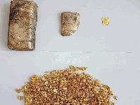 """2 кг контрабандно злато задържаха на """"Капитан Андреево"""""""