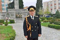 Поздравителен адрес ст. комисар Д. Величков