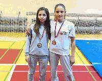Две състезателки от Нова Загора с медали на Балканското първенство по борба