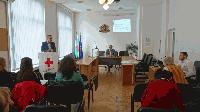 Oбучение по подготовката за провеждане на отчетна кампания на структурите на БЧК-Тунджа
