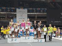Сливенски акробатки донесоха медали от международен турнир