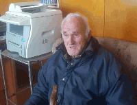 80-годишен пенсионер стана основен дарител на дома за стари хора в Сливен