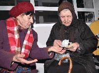 40 лева коледна добавка за пенсионерите с пенсии до 321 лв