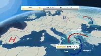 Има ли опасност циклонът, предизвикал бедствие в Гърция, да достигне нашата страна?