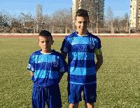 Ямболско момче - №1 в национален футболен турнир!