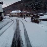 След първия сняг в Сливен: