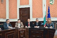 Кметът на Сливен  отчете свършеното за две години управление