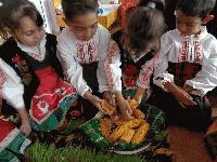 "Традиции и обичаи в ДГ ""Звездица"", с. Скалица"