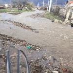 Интензивните валежи създадоха проблеми в равнинната част на община Сливен