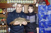 Около 5 лева е цената за килограм шаран в Ямбол