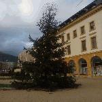Днес запалват светлините на Коледната елха на Сливен