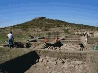 """До края на годината ще бъде готов проектът за реставрация на римска сграда в археологическия резерват """"Кабиле"""""""