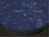 До 120 метеора на час ни очакват в сряда срещу четвъртък