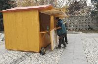 Благотворителен коледен базар в помощ на незрящи в Сливен