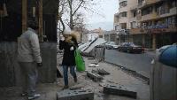 90 км е скоростта на вятъра в Сливенско
