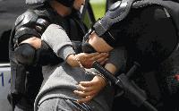Задържаха пиян ямболлия за хулиганство в Твърдица