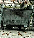 Десетки случаи на запалени от гореща пепел контейнери за смет в Сливен