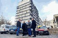 Започна санирането на втория жилищен блок в Сливен