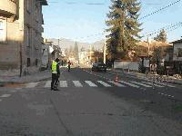 Блъснаха пешеходка в Сливен