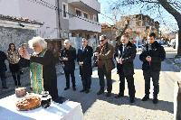 """В Сливен започнаха дългоочакваните дейности по """"пробива"""" на ул. """"Раковски"""""""