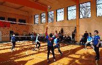 Ученически спортни игри по волейбол в община Тунджа - класиране: