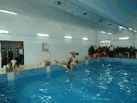 Плуване в час по физкултура за учениците в Стралджа