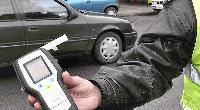 Спипаха шофьор с 1,2 промила алкохол