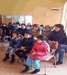Урок по родолюбие в село Тенево