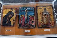 """Изложба на икони във фоайето на зала """"Сливен"""""""